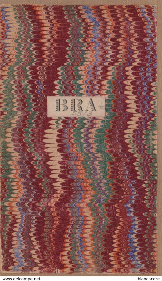 BRA ( Commune De Lierneux ) Vers 1900 - Geographical Maps