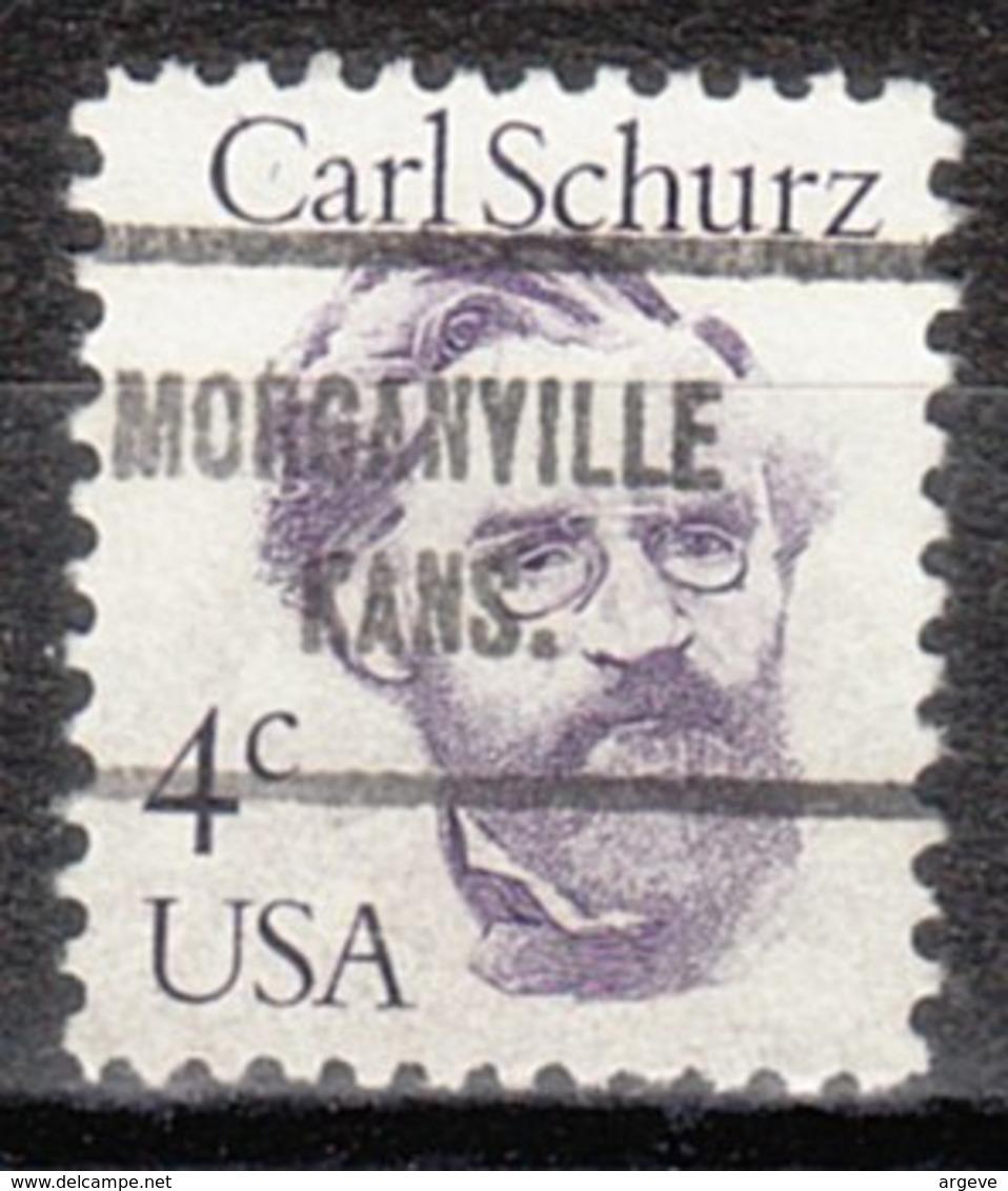 USA Precancel Vorausentwertung Preo, Locals Kansas, Morganville 713 - Vereinigte Staaten