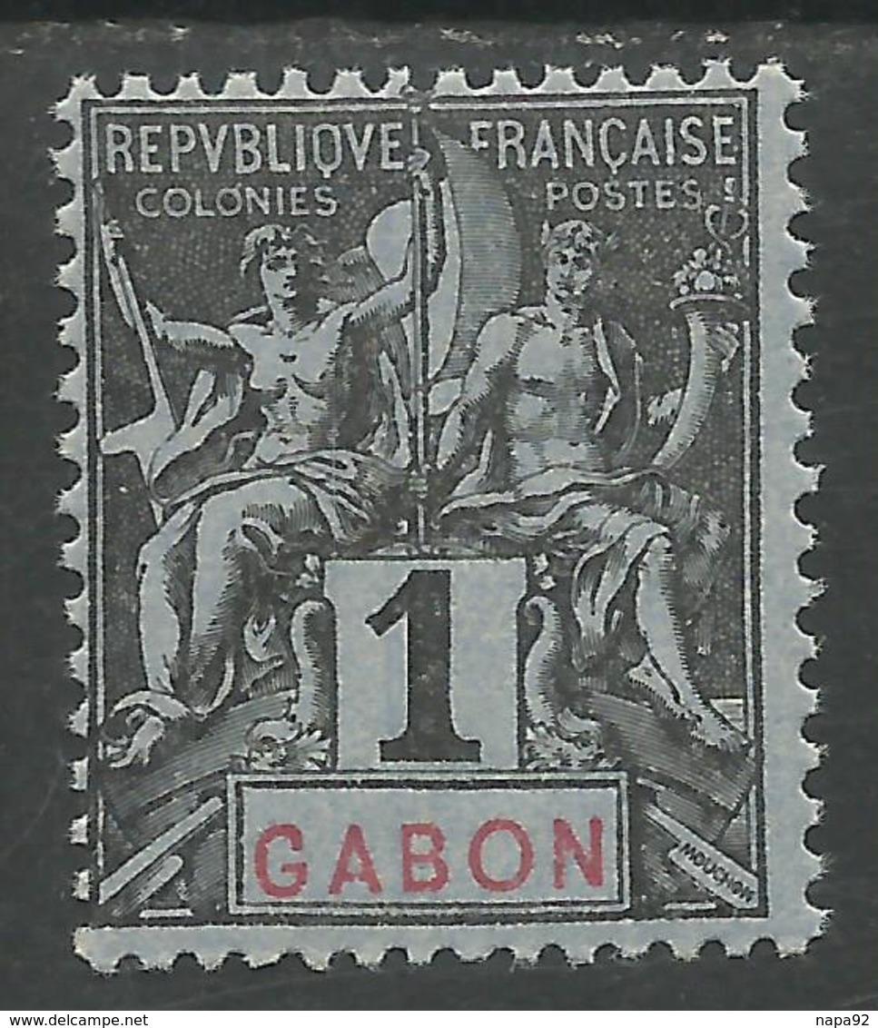 GABON 1904 YT 16** - MNH - SANS CHARNIERE NI TRACE - Ongebruikt
