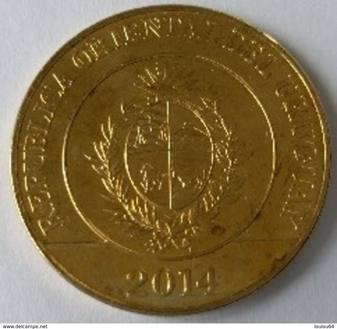 URUGUAY - 5 Pesos 2011 - NANDU - Superbe - - Uruguay