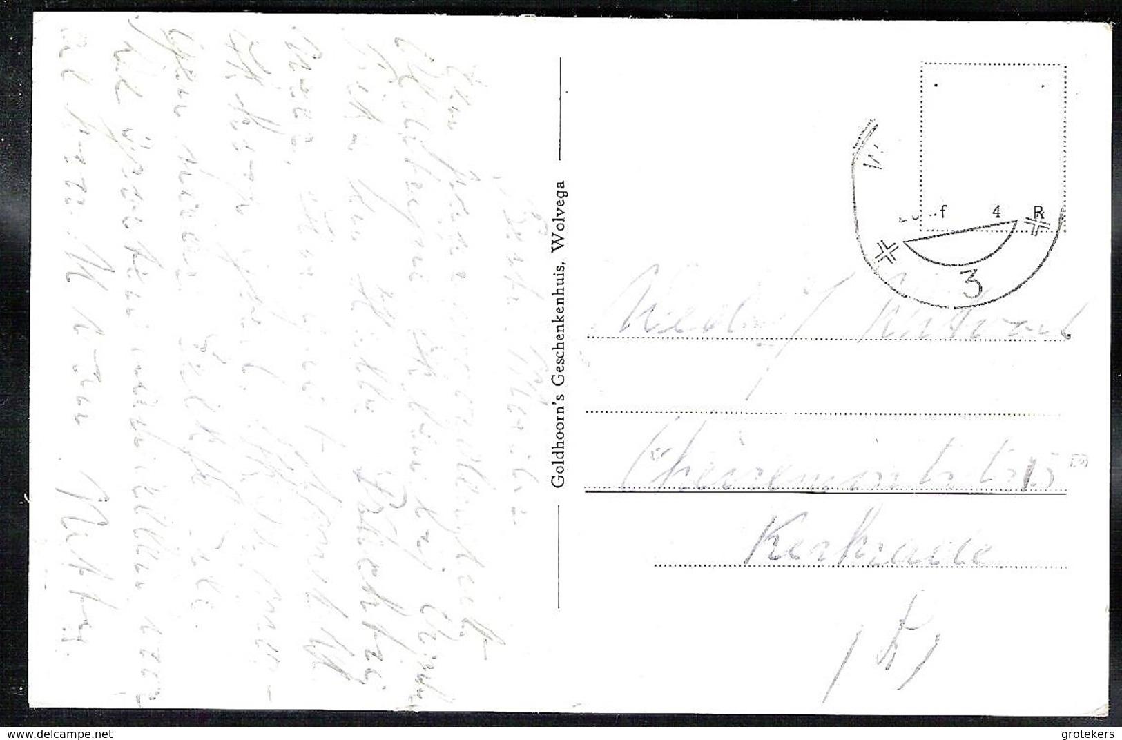 WOLVEGA U.L.O Ca 1955 - Wolvega