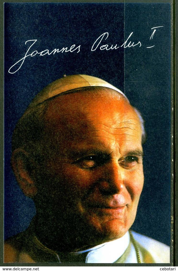 SANTINO - Papa Giovanni Paolo II -  Santino Con Preghiera, Come Da Scansione - Devotion Images