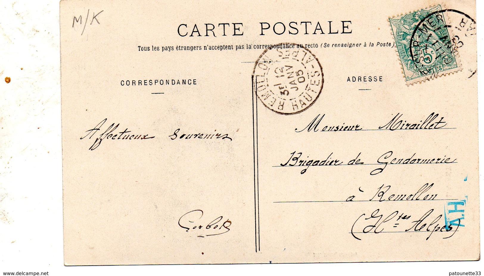 """83 LA SEYNE SUR MER FORGES ET CHANTIERS MEDITERRANEE LANCEMENT D"""" UN CROISEUR CUIRASSE - La Seyne-sur-Mer"""