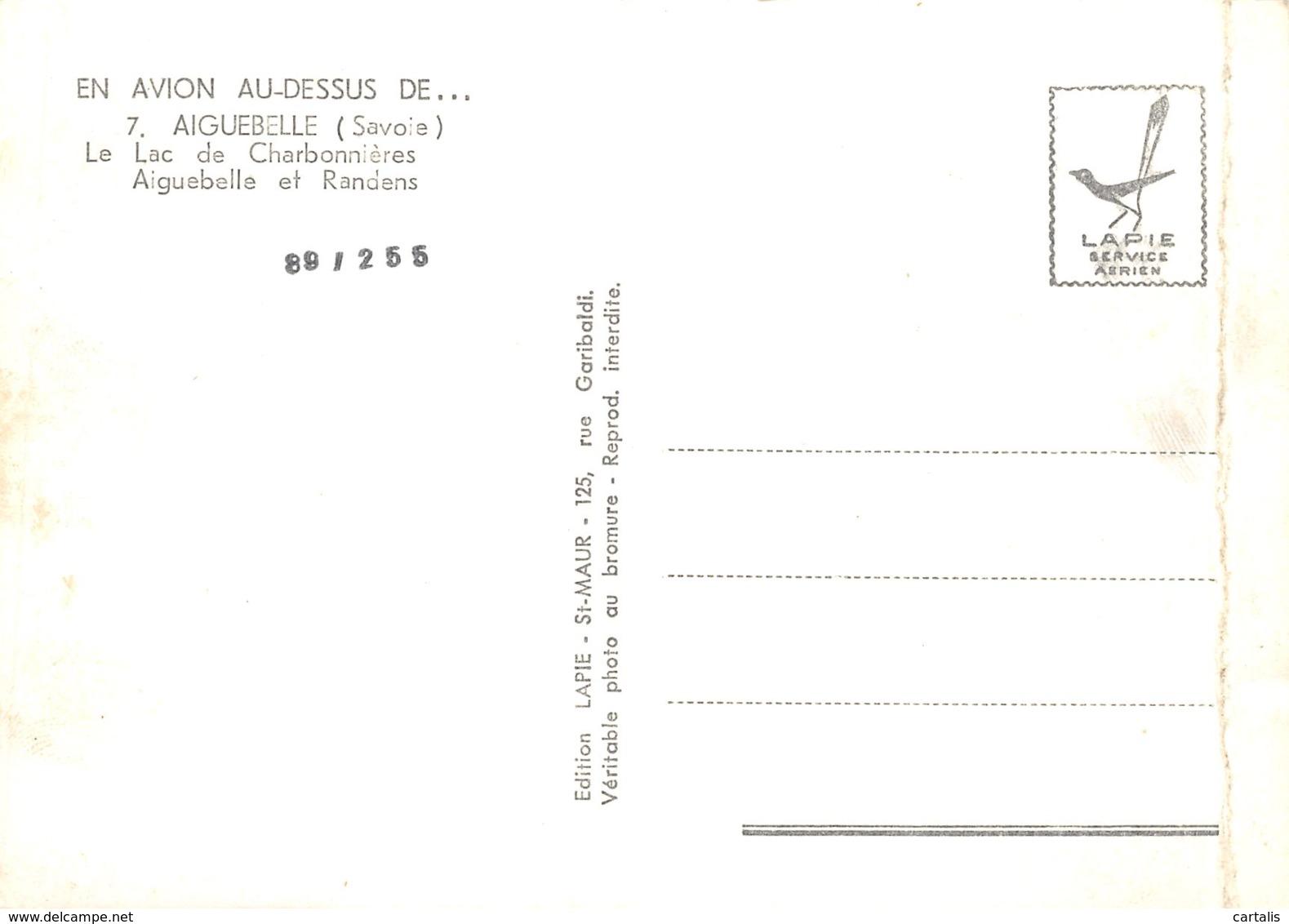 73-AIGUEBELLE-N°C-3671-B/0197 - Aiguebelle