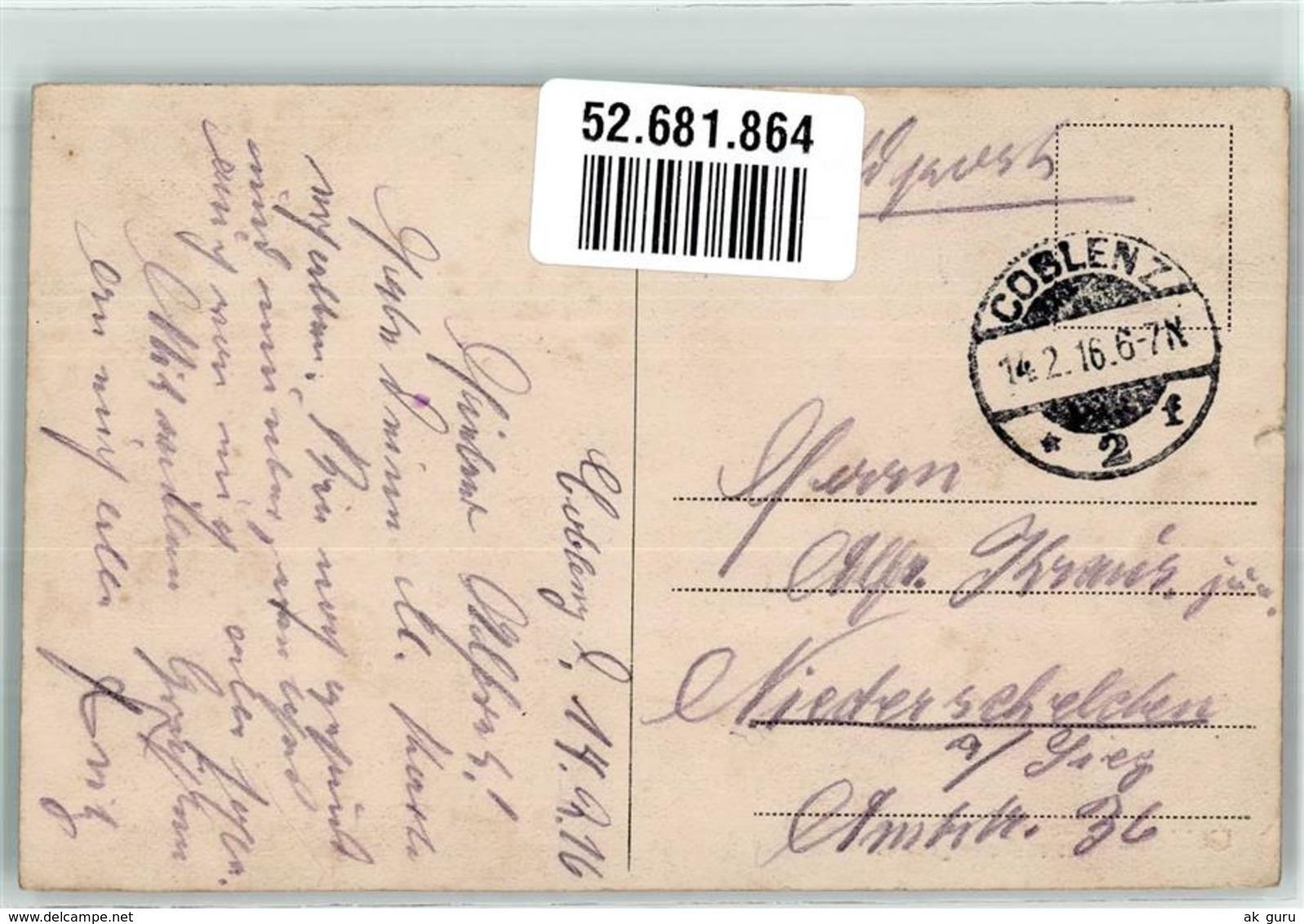 52681864 - Koblenz Am Rhein - Koblenz