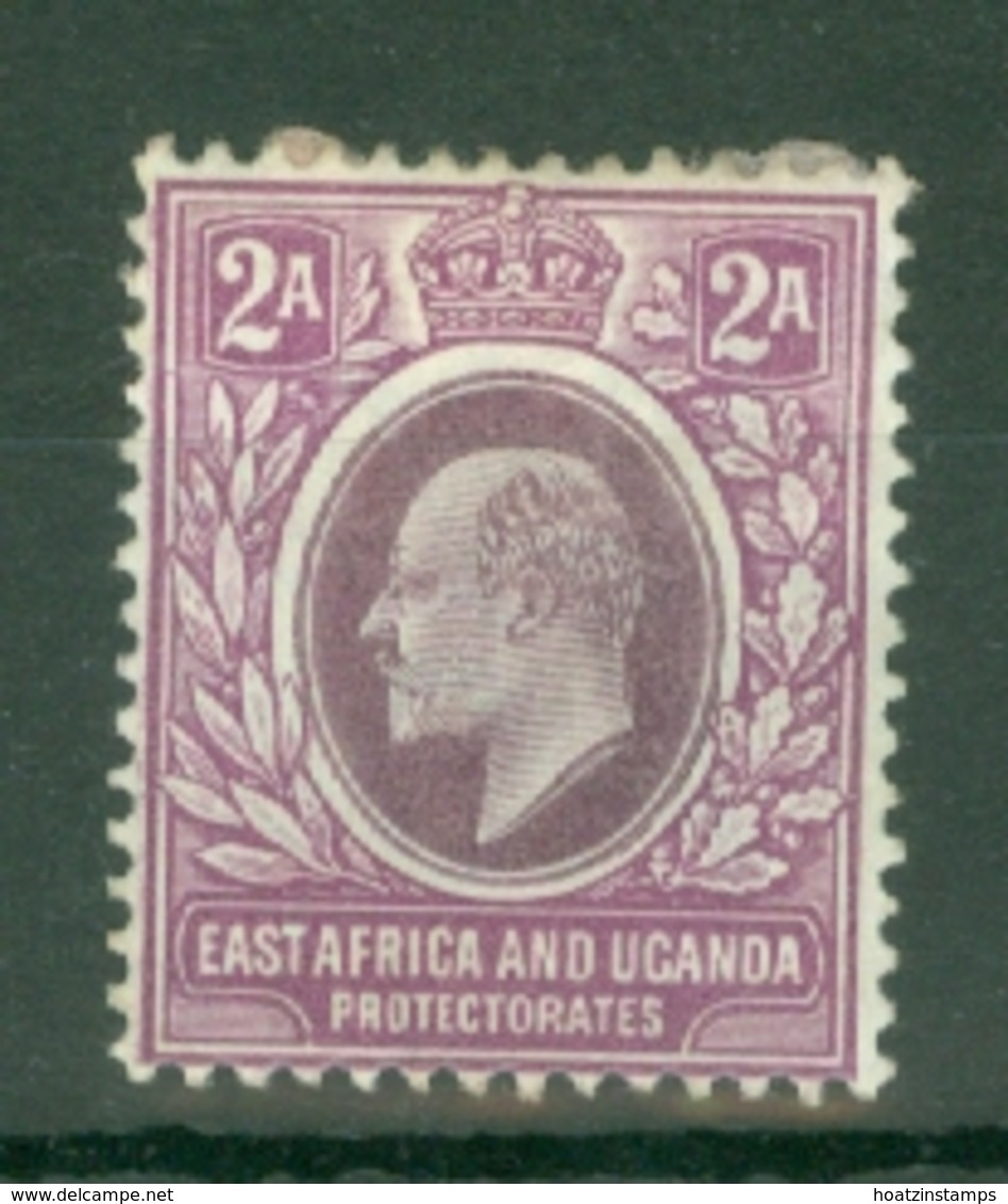 East Africa & Uganda Protectorates: 1903/04   Edward    SG3   2a   MH - Kenya, Uganda & Tanganyika