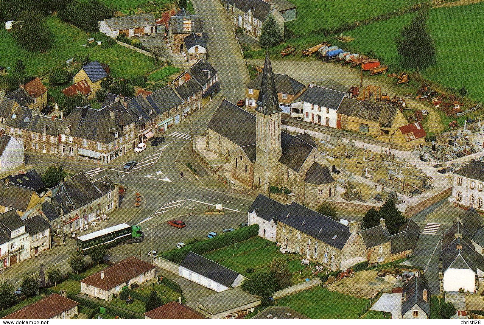 DPT 50 NOTRE DAME DE CENILLY - France