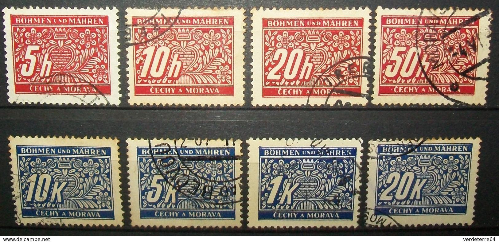 N°493A TIMBRES DEUTSCHES REICH OBLITERES - Oblitérés