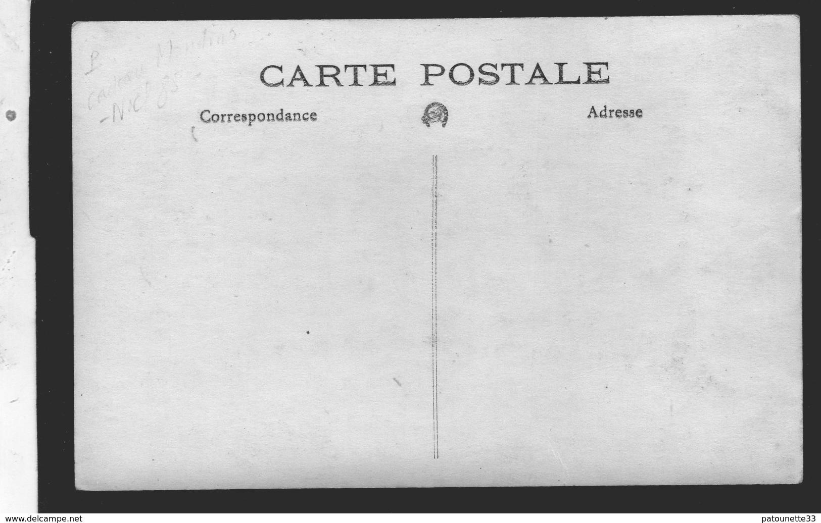 83 LA SEYNE SUR MER CARTE PHOTO GRAND BAR SEYNOIS SUR LE QUAI SATURNIN FABRE ( QUAI DU PORT ) - La Seyne-sur-Mer