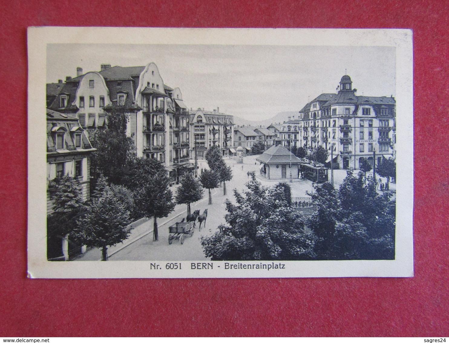Suisse - Bern - Breitenrainplatz - BE Berne