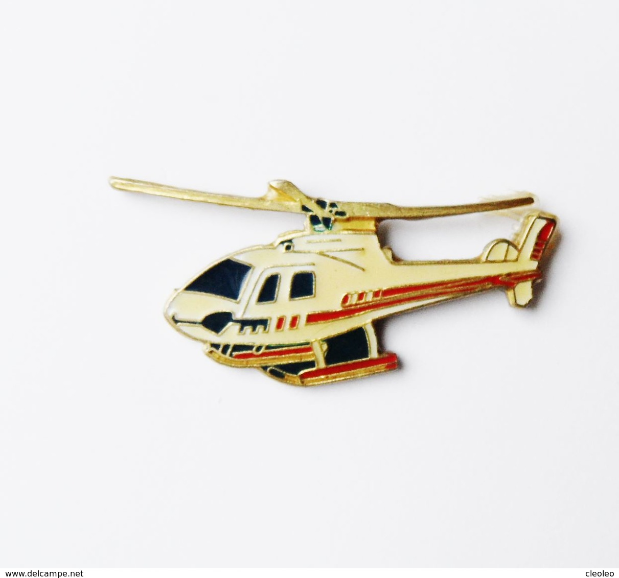 Pin's HELICOPTERE - Avions