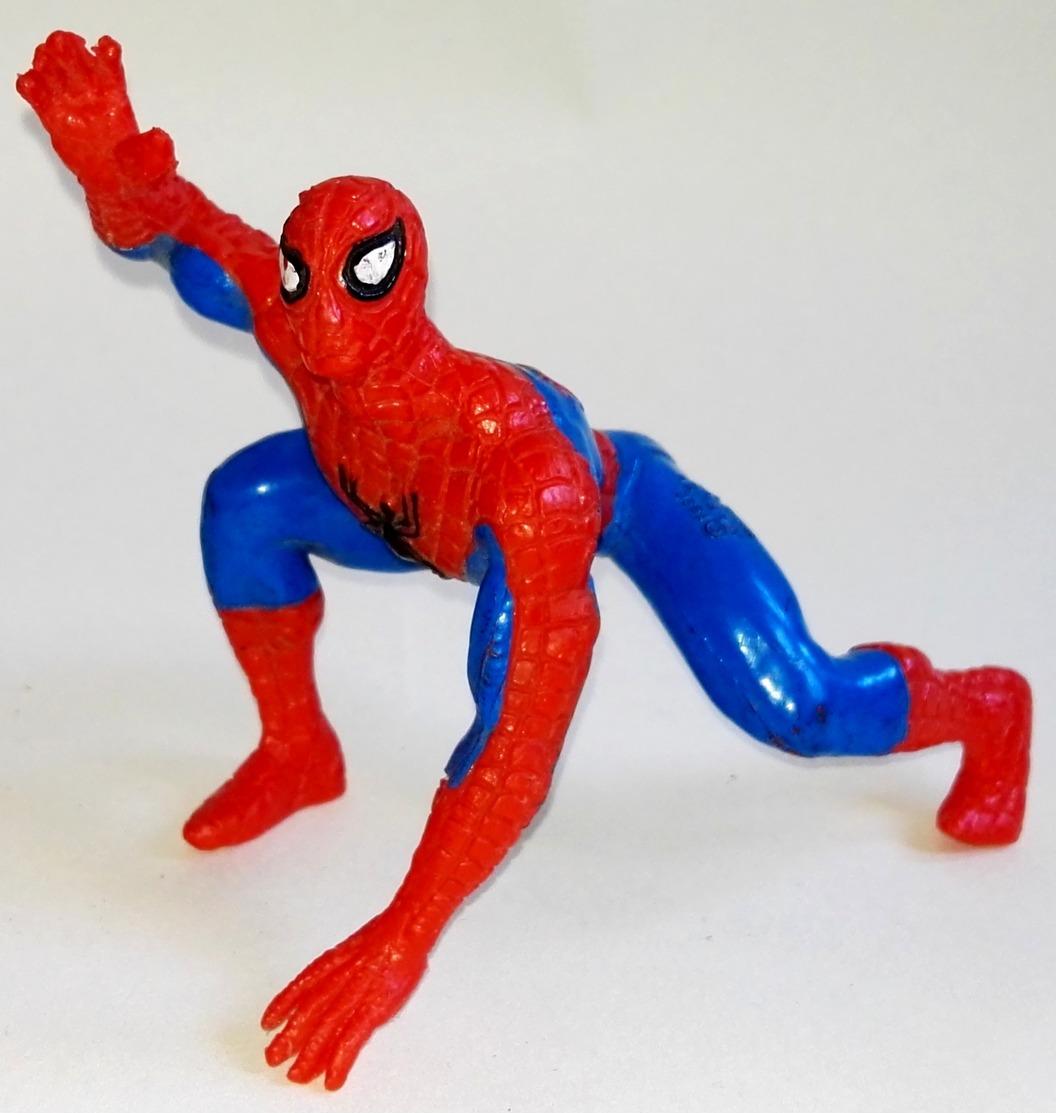 Figure De Jouet, Toy Figure, Figura De Juguete / Yolanda-Marvel, Spider Man, L'homme Araignée - Spiderman