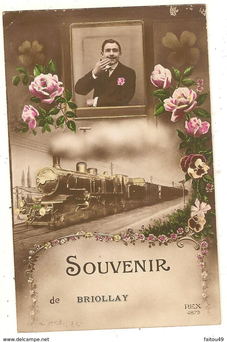 49 - SOUVENIR DE BRIOLLAY  56 - France