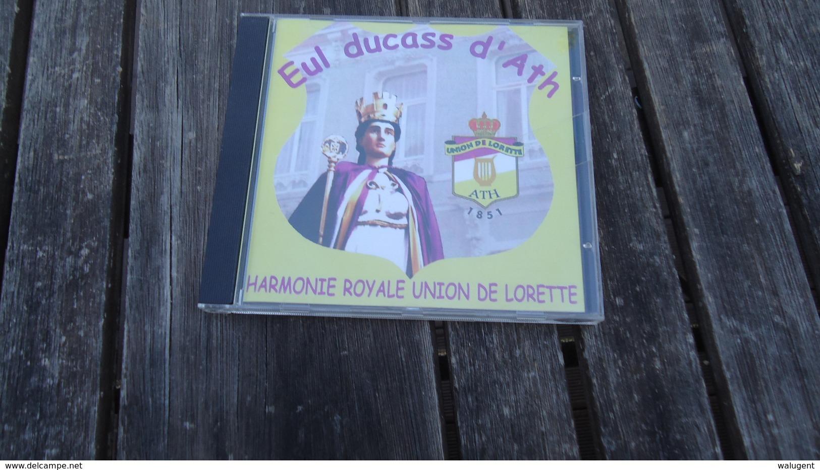 Eul Ducass D' Ath  - Harmonie Royale Union De Lorette - Musique & Instruments