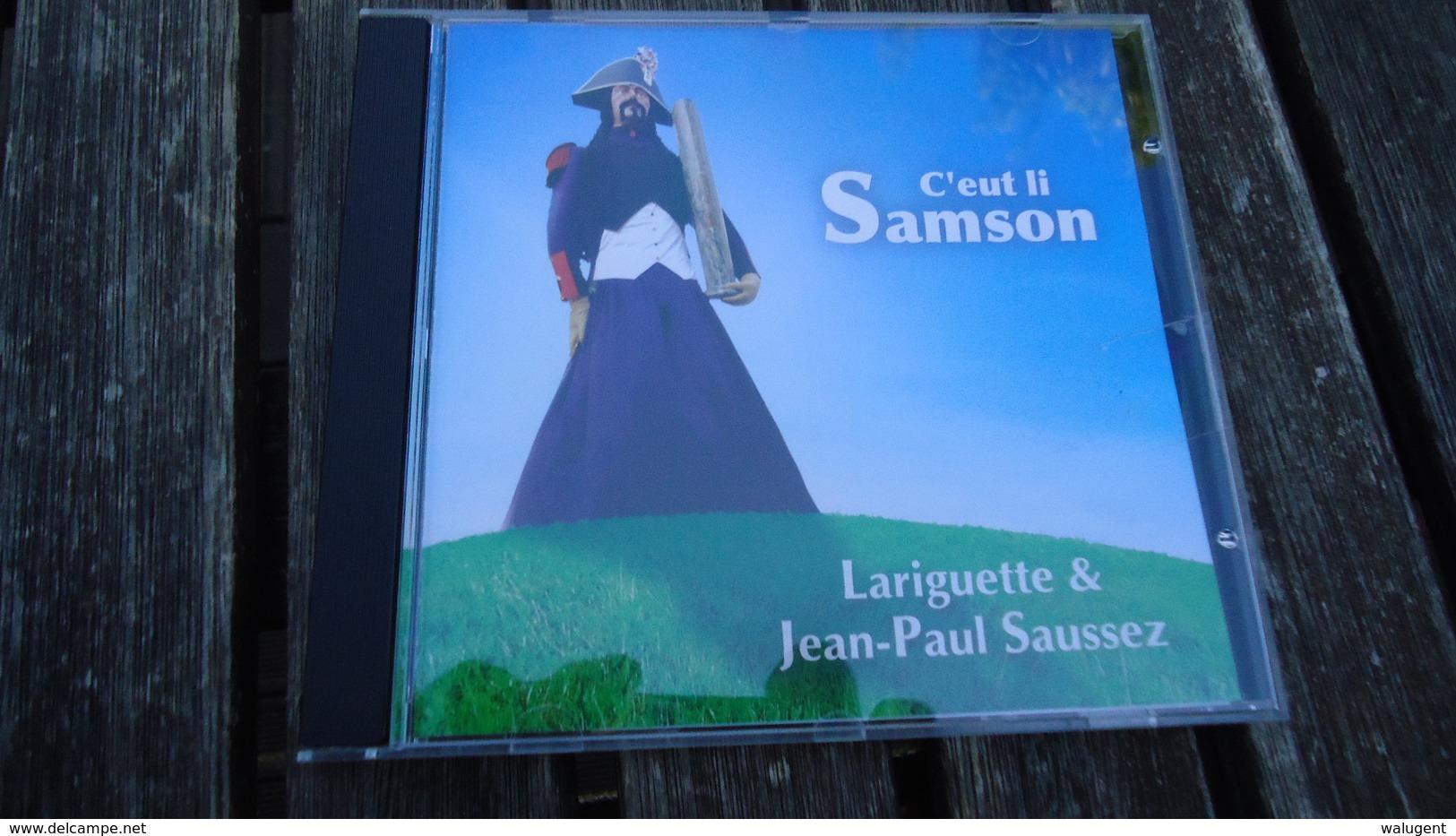 Ath - C'eut Li Samson - Lariguette & J.P.Saussez - Musique & Instruments