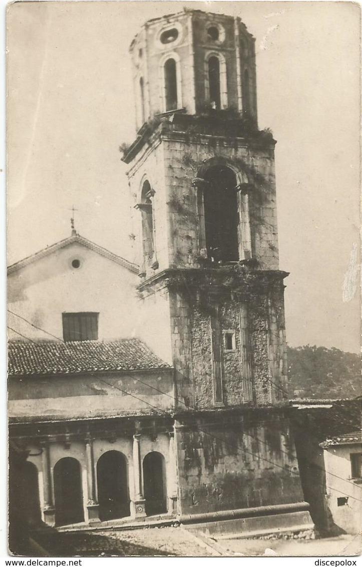 W4144 Bagnoli Irpino (Avellino) - Campanile Del Convento Di San Domenico / Non Viaggiata - Italia