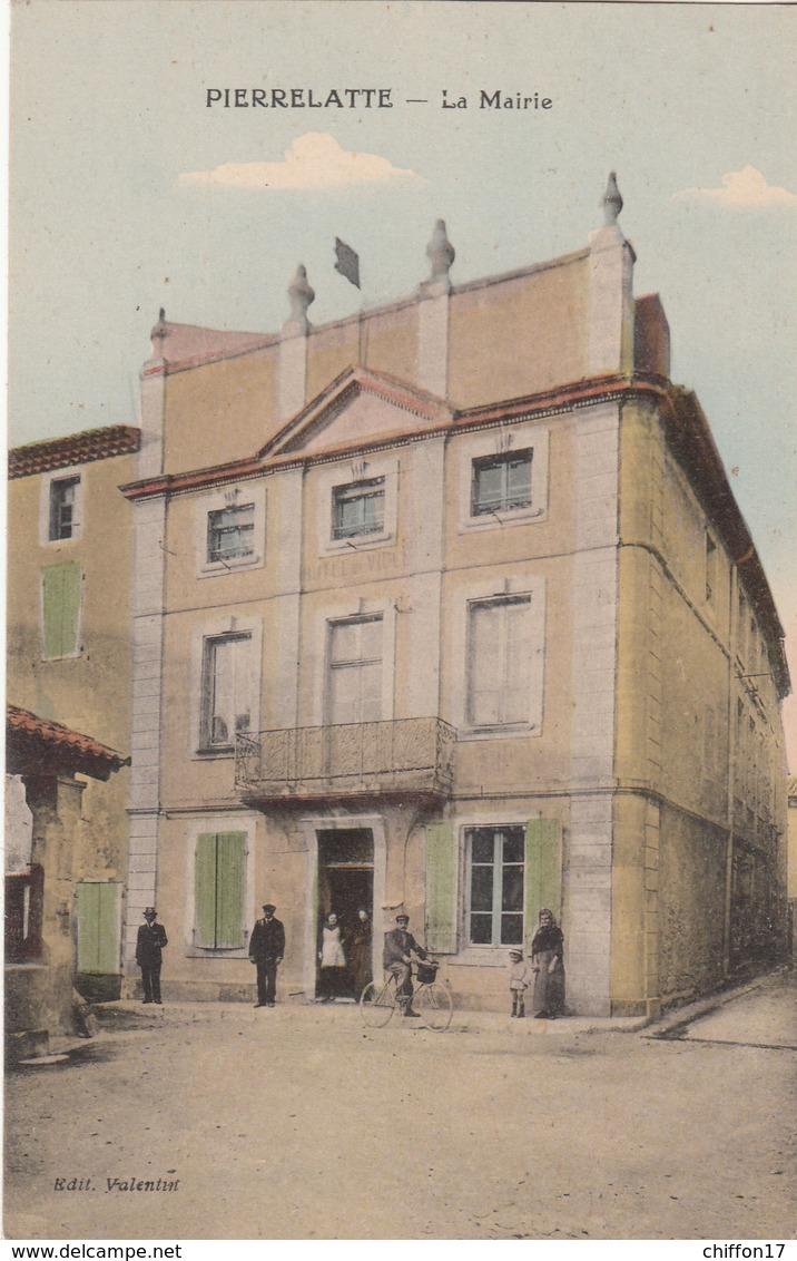 CPA PIERRELATTE    La Mairie - France