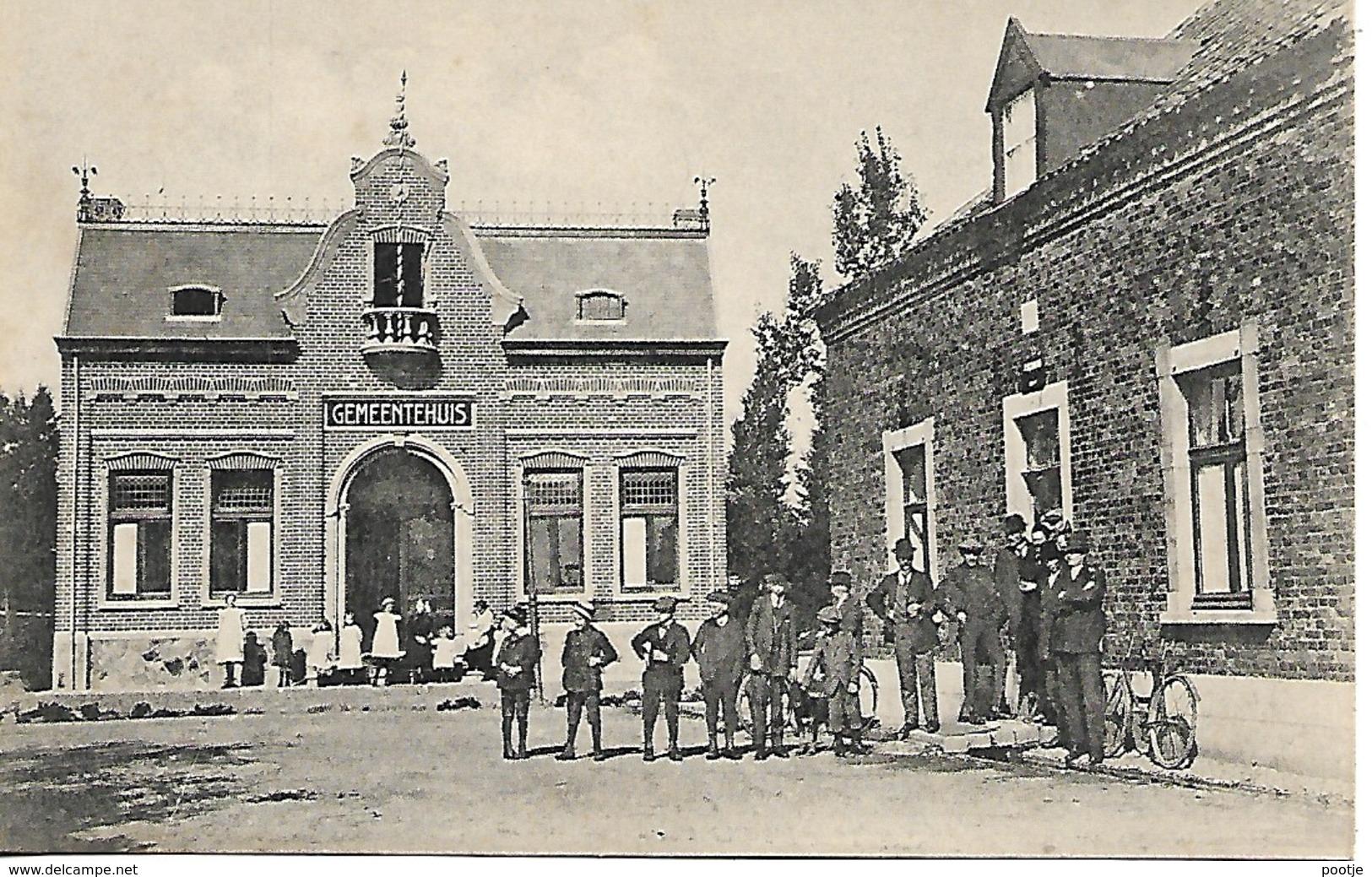 Maasbracht Gemeentehuis - Maastricht