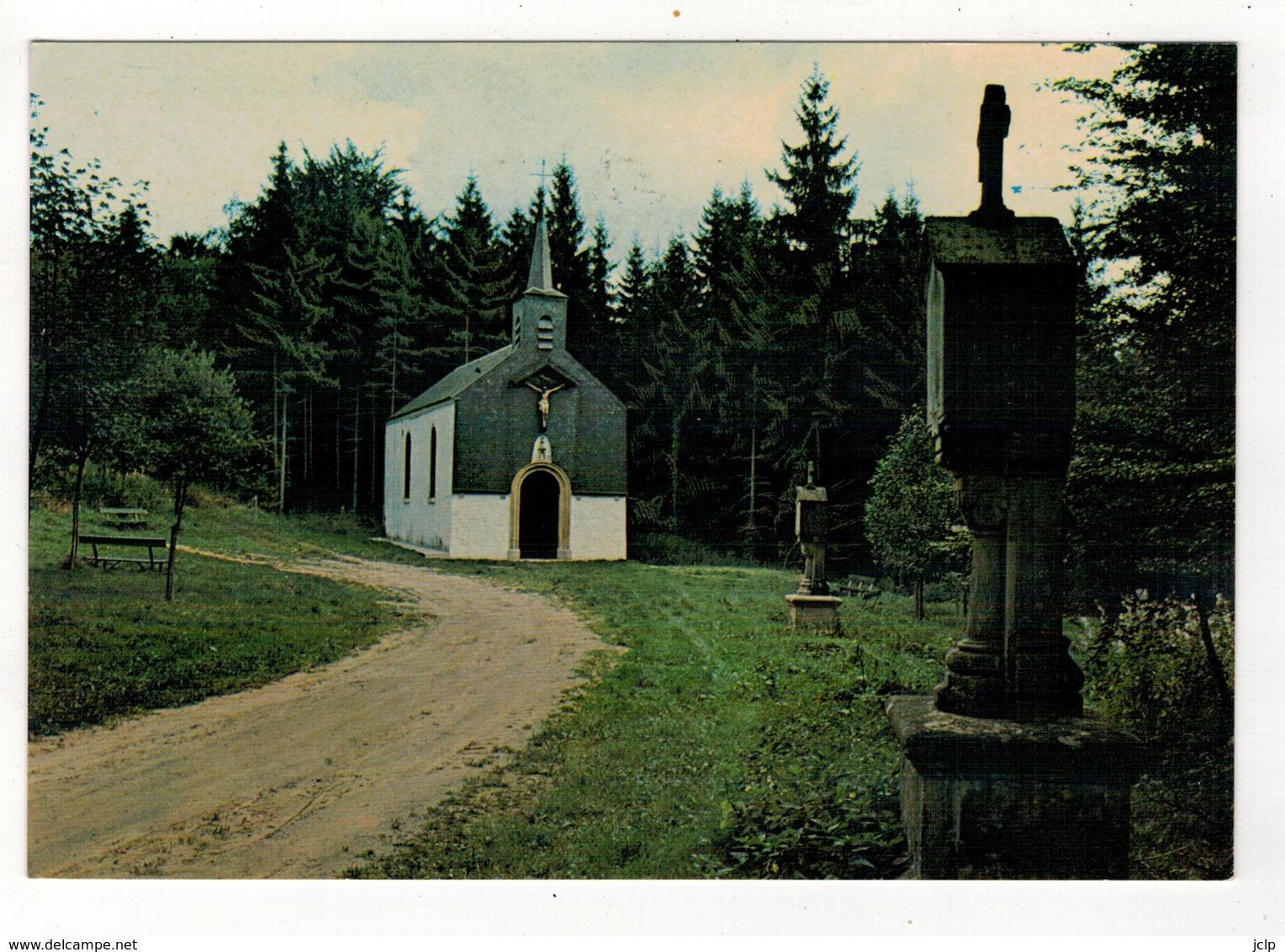SAINT-LEGER - Chapelle De Wachet. - Saint-Léger