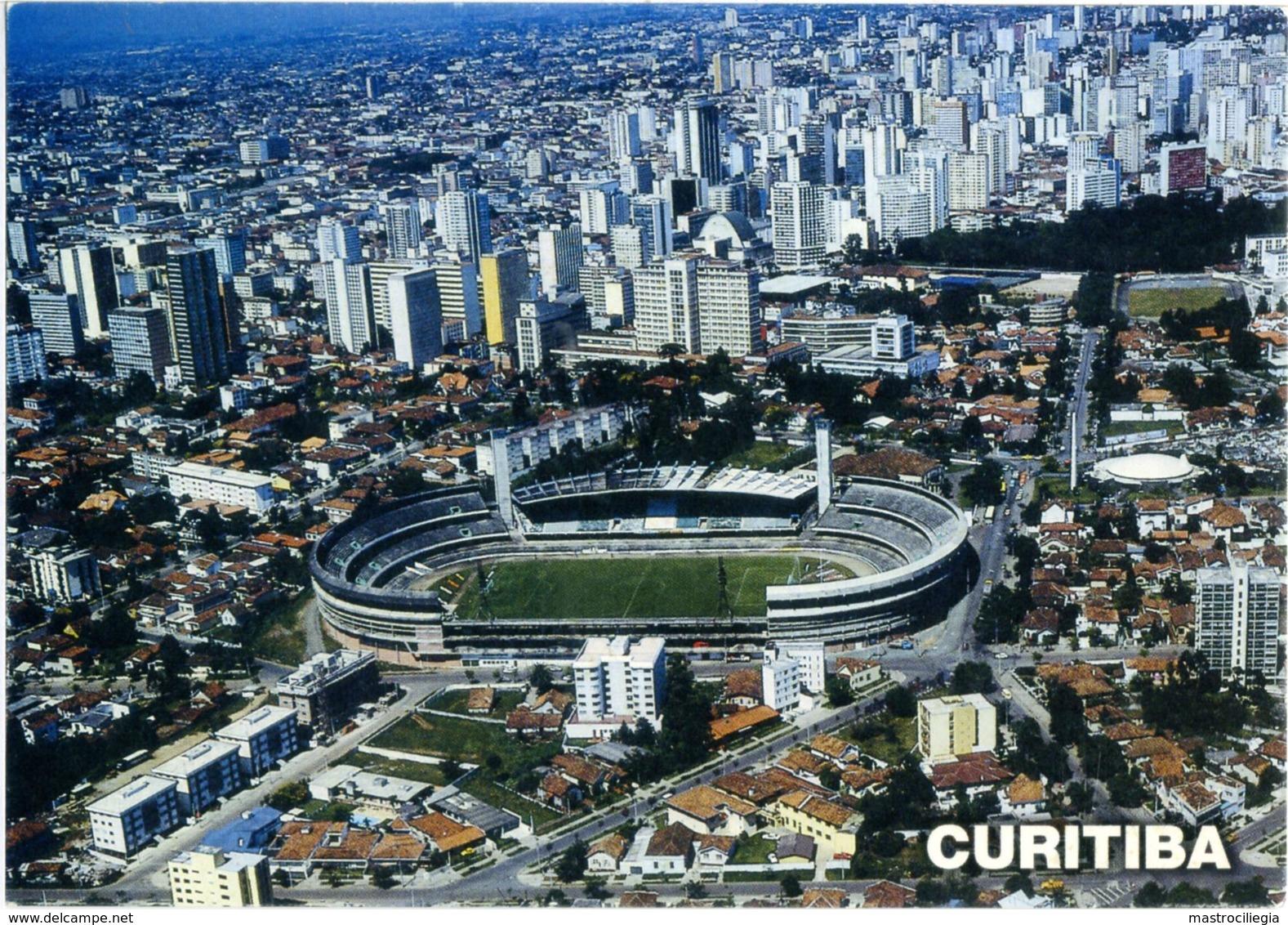 BRASIL  CURITIBA  Estadio Couto Pereira Do Paranà  Stadio  Stadium  Stade  Stadion - Football