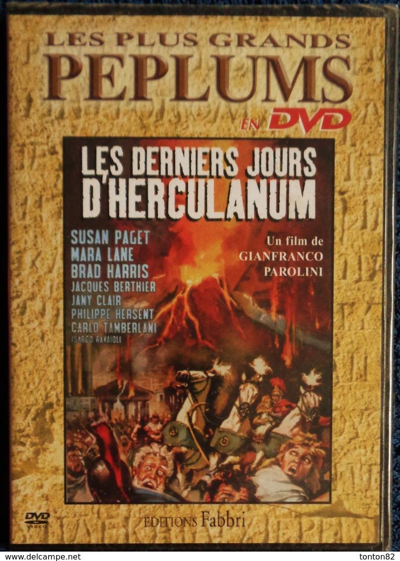 Les Plus Grands PÉPLUMS - Les Derniers Jours D' Herculanum - - DVD