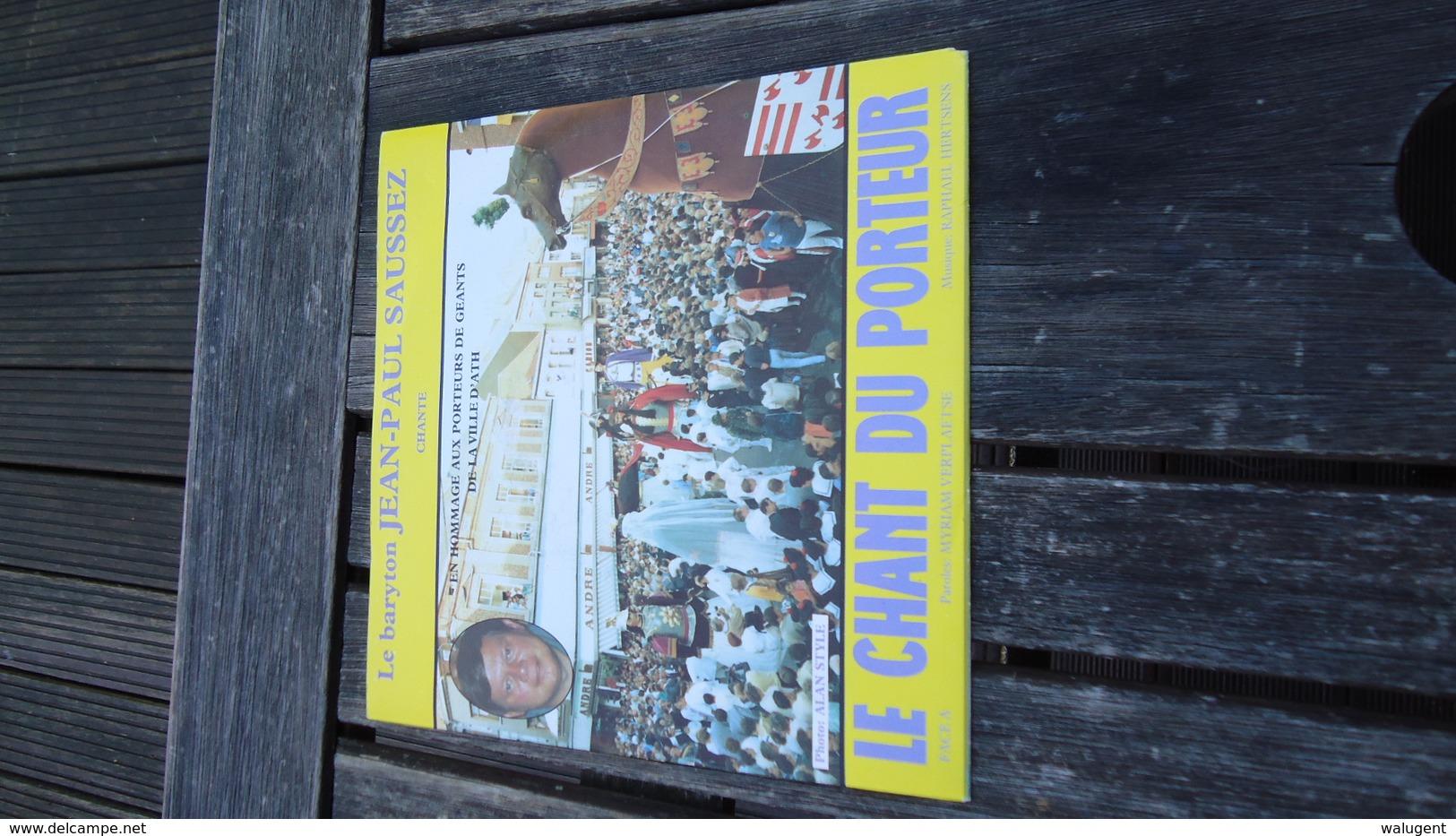 Ath - Le Chant Du Porteur - Jen-Paul Saussez - Vinyl Records