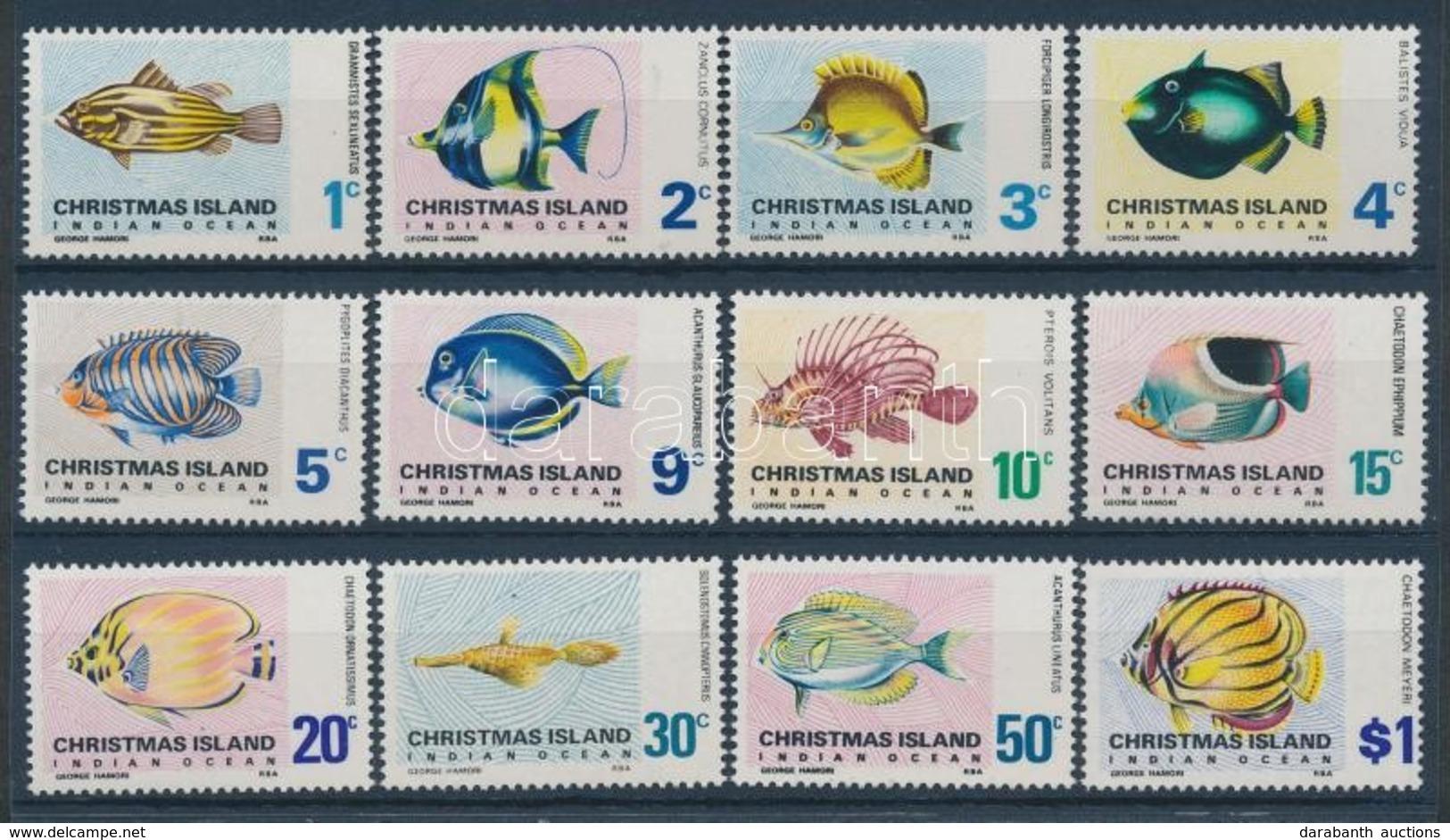 ** 1968-1970 Halak Mi 22-31 + 35-36 - Timbres