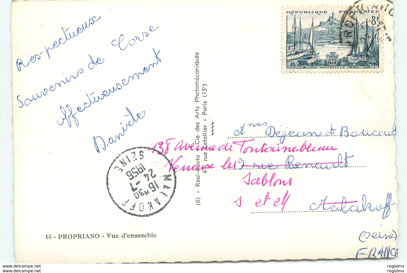 20-PROPRIANO-N°043-D/0412 - France
