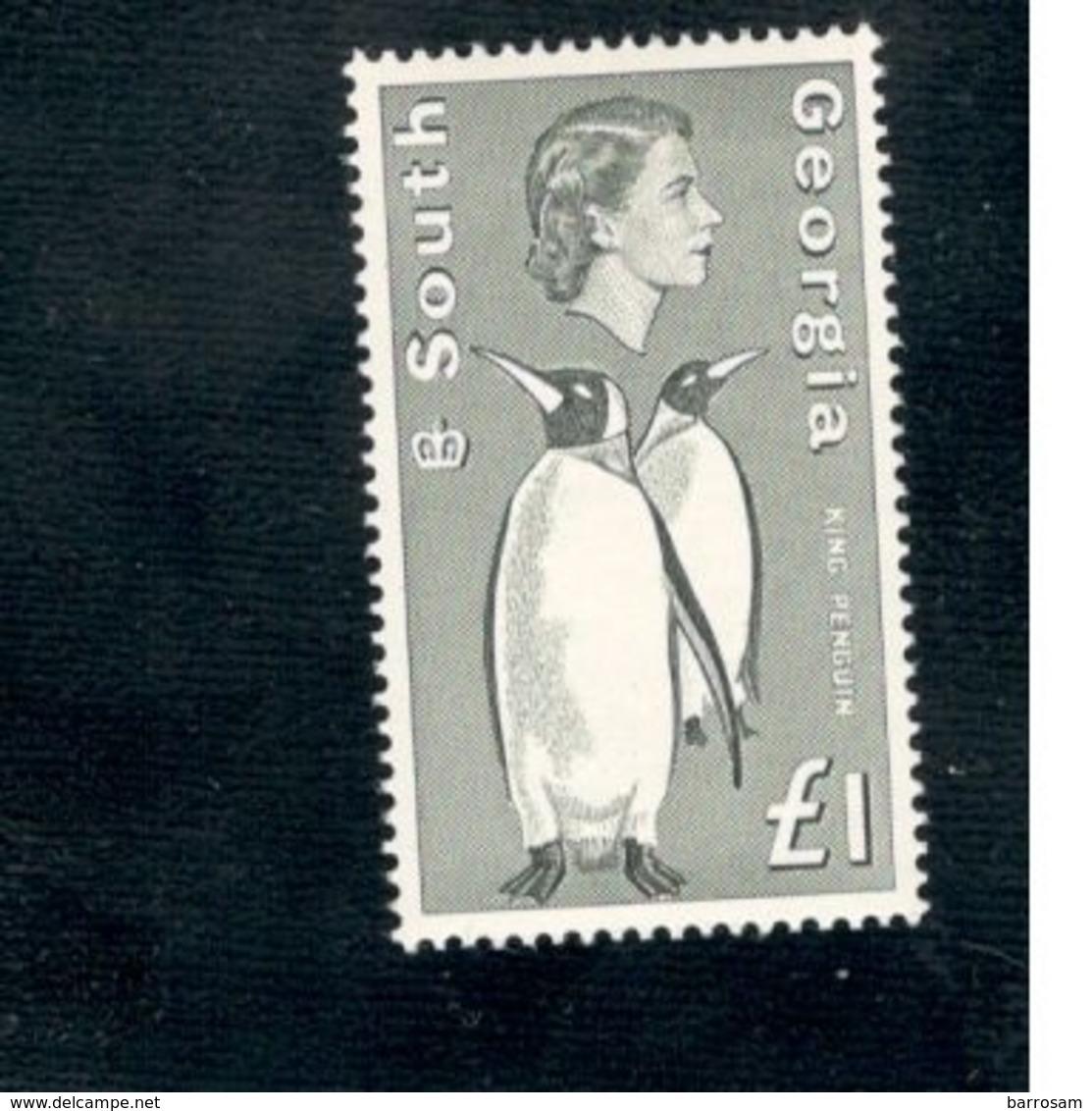 FALKLAND:SOUTH GEORGIA 1969 Michel24mnh** Cat.Value$22+ - Falkland Islands