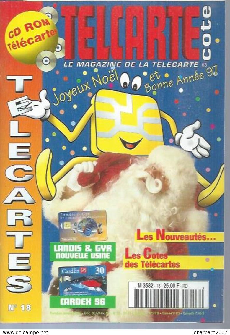 TELECARTES - COTE N° 18  - 1997 - Telefonkarten