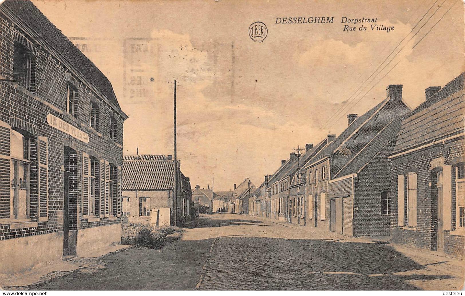 Dorpstraat - ALBERT- Desselgem - Waregem