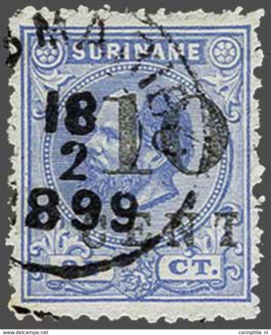 Surinam - Non Classés
