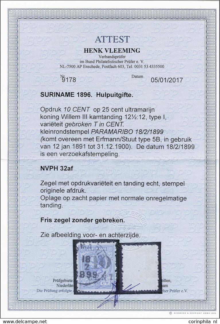 Surinam - Stamps