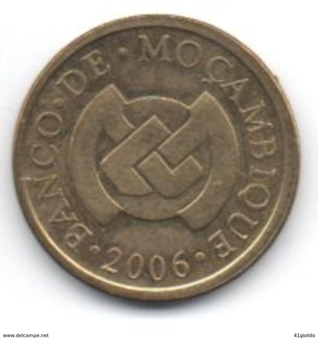 Mozambico Mocambique 50centavos 2006 - Mozambique