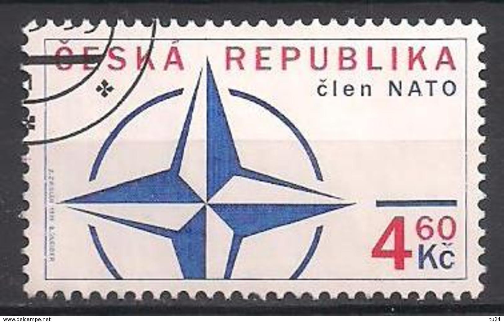 Tschechien  (1999)  Mi.Nr.  212  Gest. / Used  (7fc59) - Gebraucht