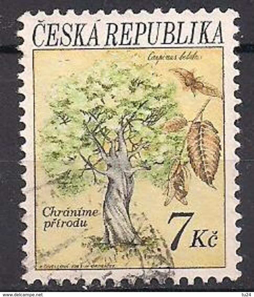 Tschechien  (1993)  Mi.Nr.  24  Gest. / Used  (6fc19) - Tschechische Republik