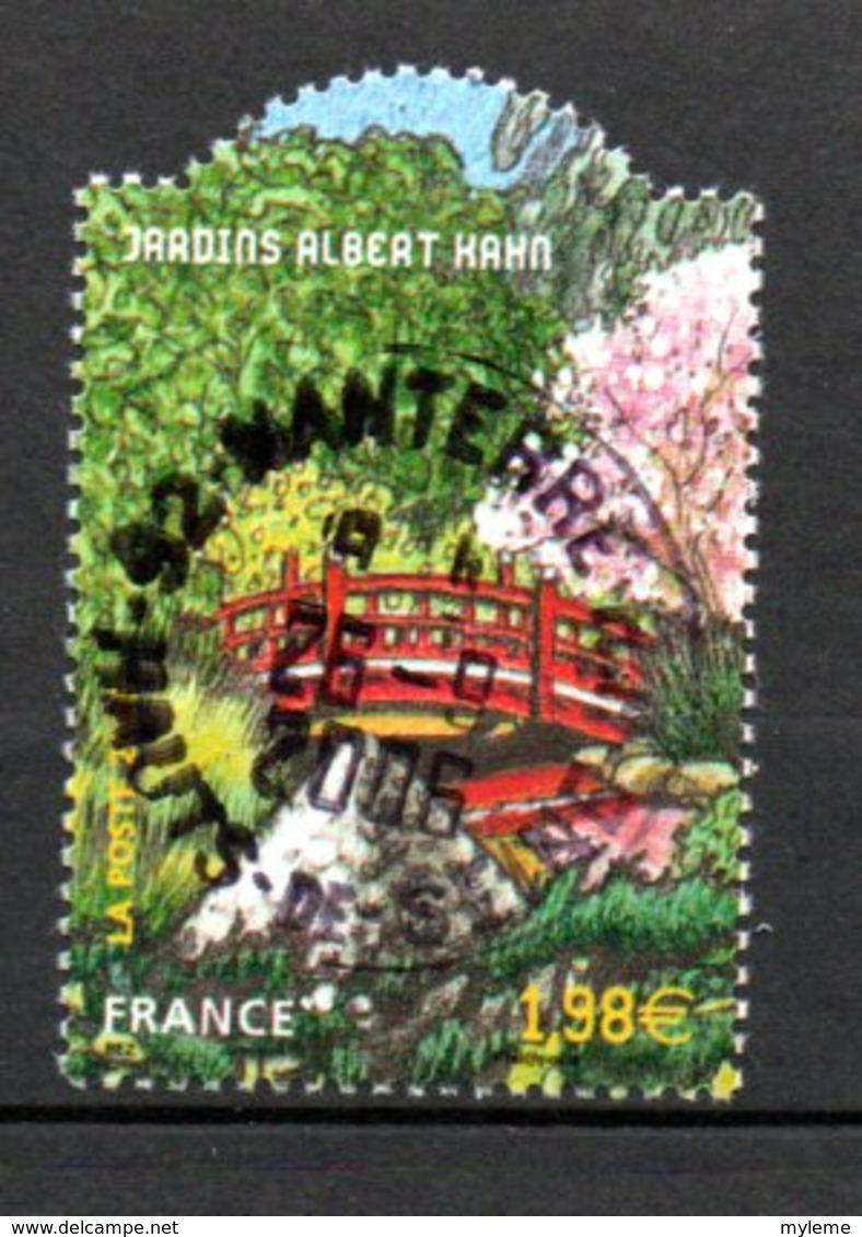 Timbre De France Oblitéré Issu Du Bloc N° 99 (légende Phil@poste) - Blocks & Kleinbögen
