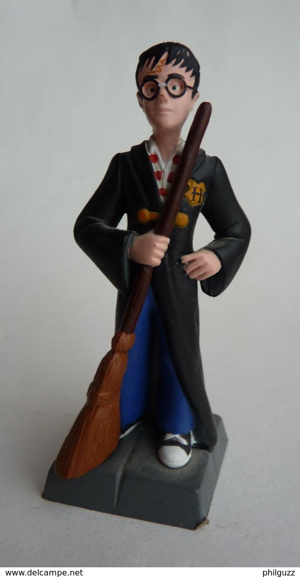 FIGURINE HARRY POTTER Porte Brosse A Dent 9 Cm (2) - Harry Potter