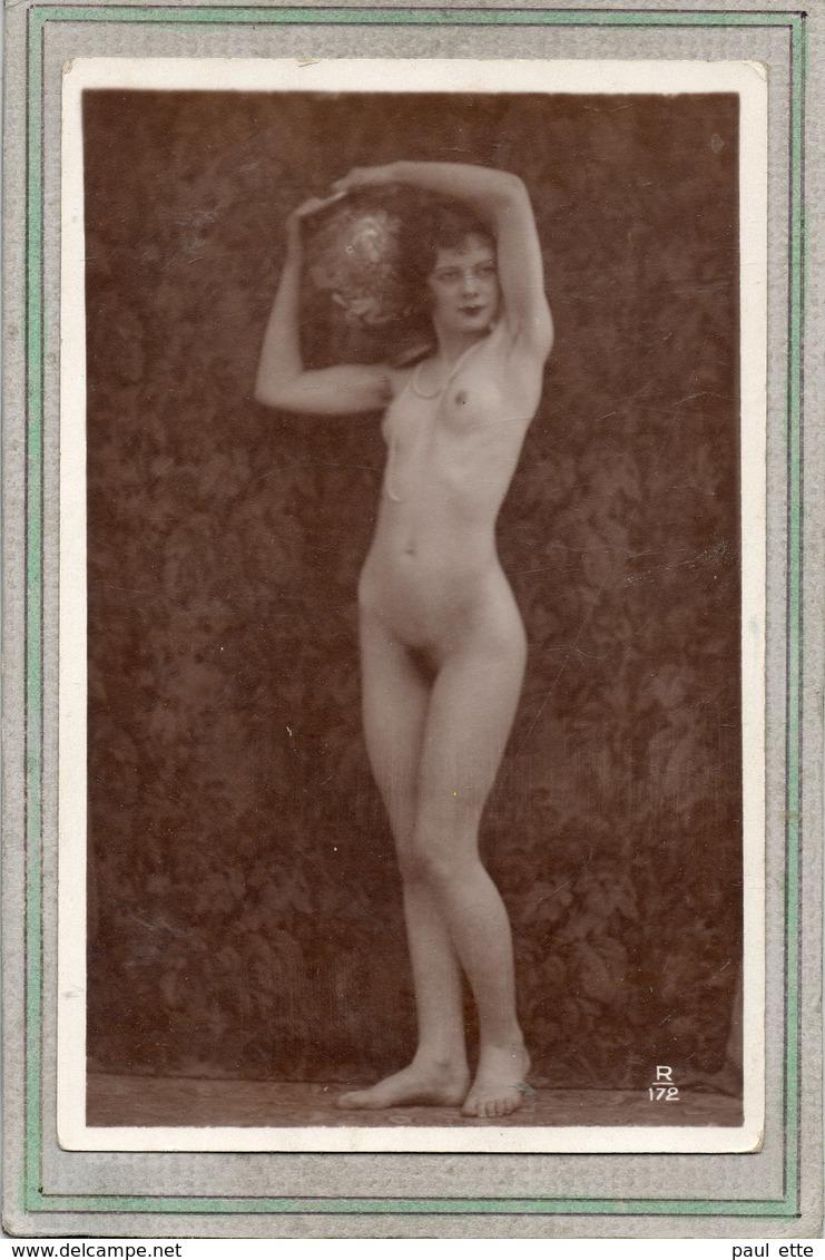 CPA - Photo érotique : Femme NUE , Artistique, La Porteuse D'eau, Aiselles épilées, Début Du Siècle - Photographs