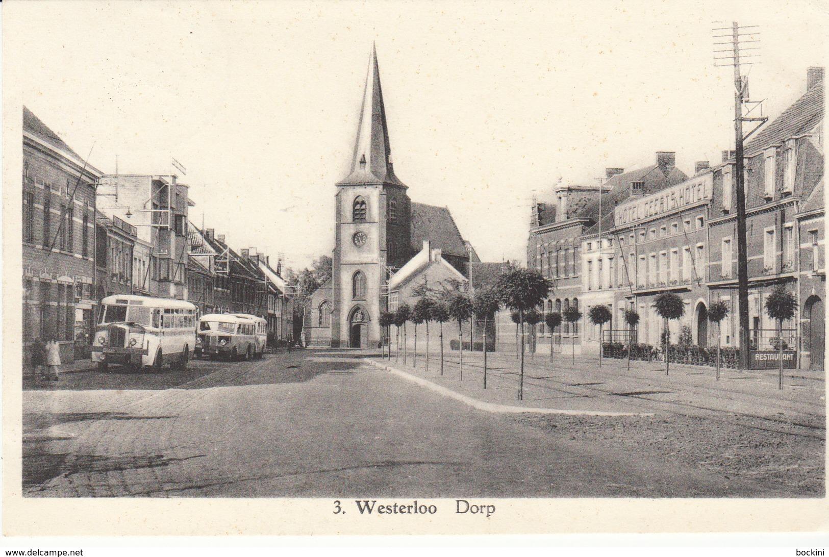 Westerloo - Dorp  - état Voir Scan. - Westerlo