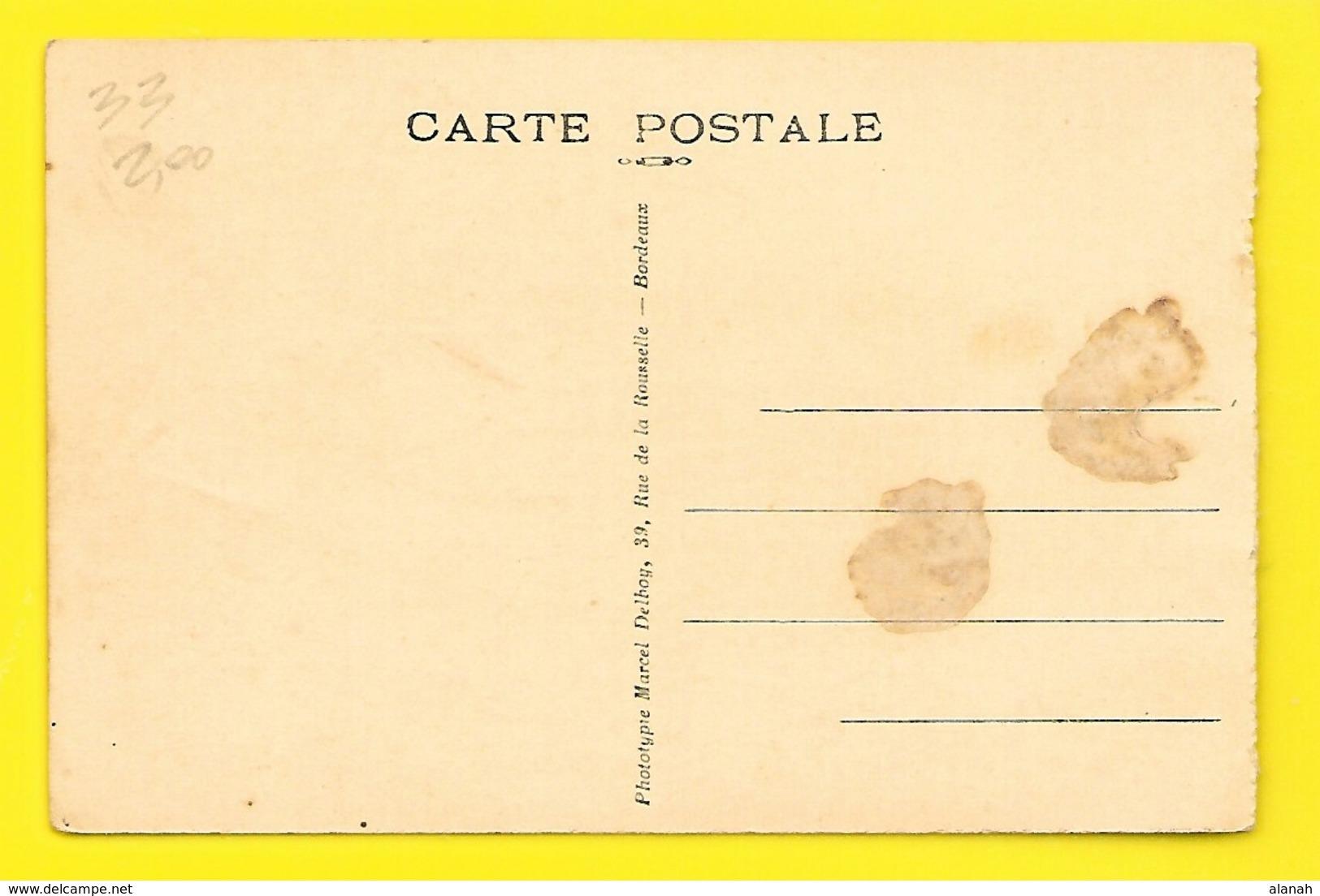 LACANAU OCEAN Boulevard De La Plage (Marcel Delboy) Gironde (33) - Autres Communes