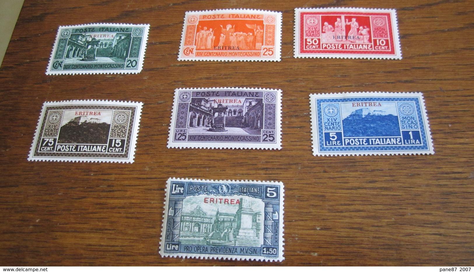 1653   ERITREE  137/143      COTE  43.00 - Eritrea