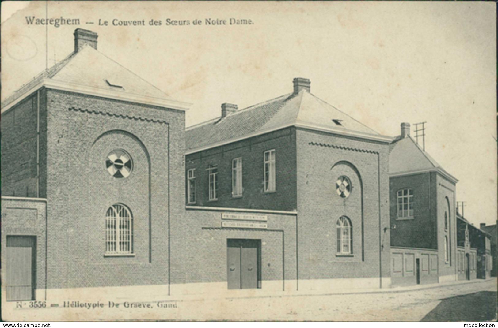 BE WAREGEM / Le Couvent Des Soeurs De Notre Dame / - Waregem