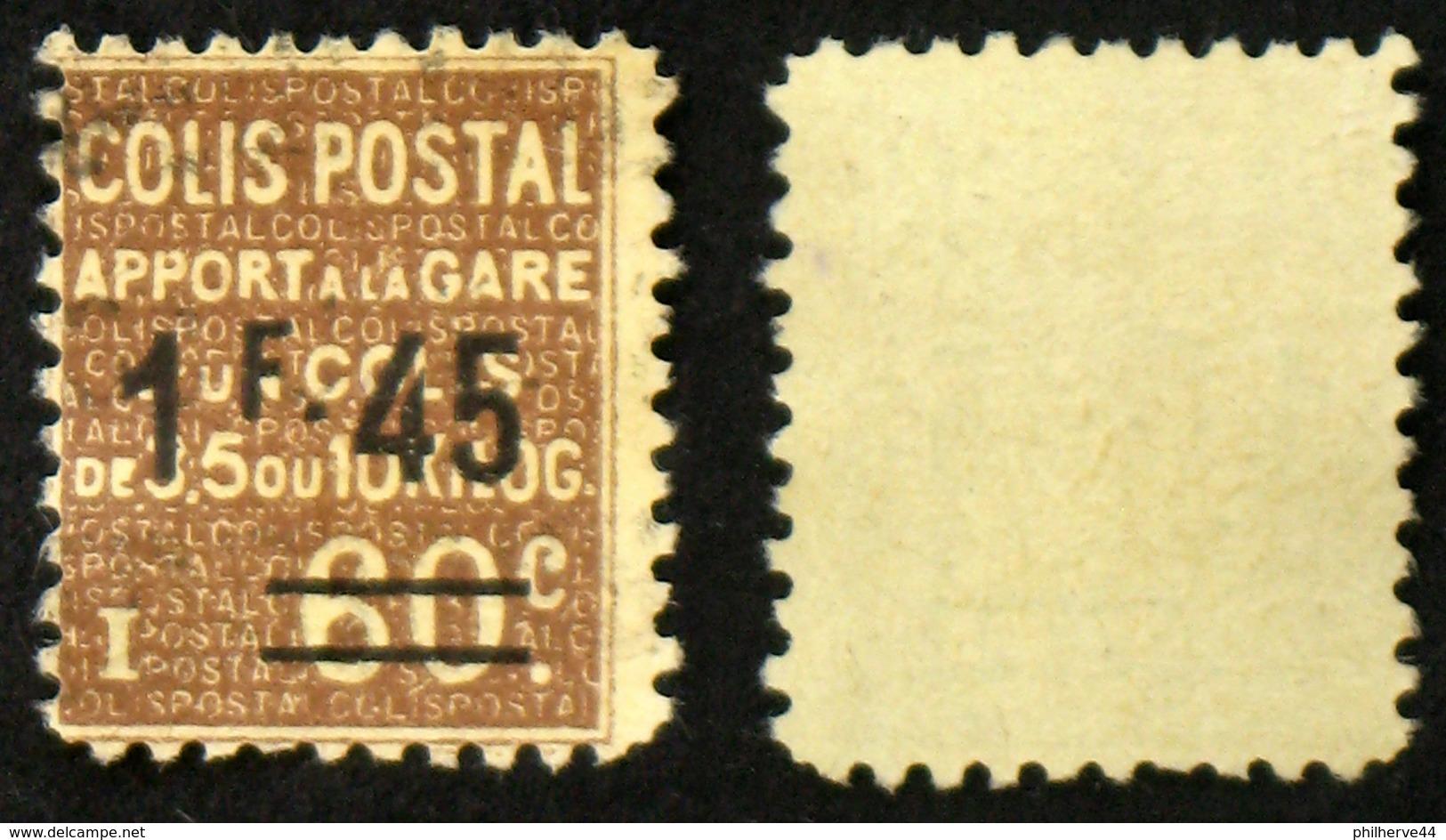 COLIS POSTAUX N° 88 Oblit TB Cote 7€ - Colis Postaux