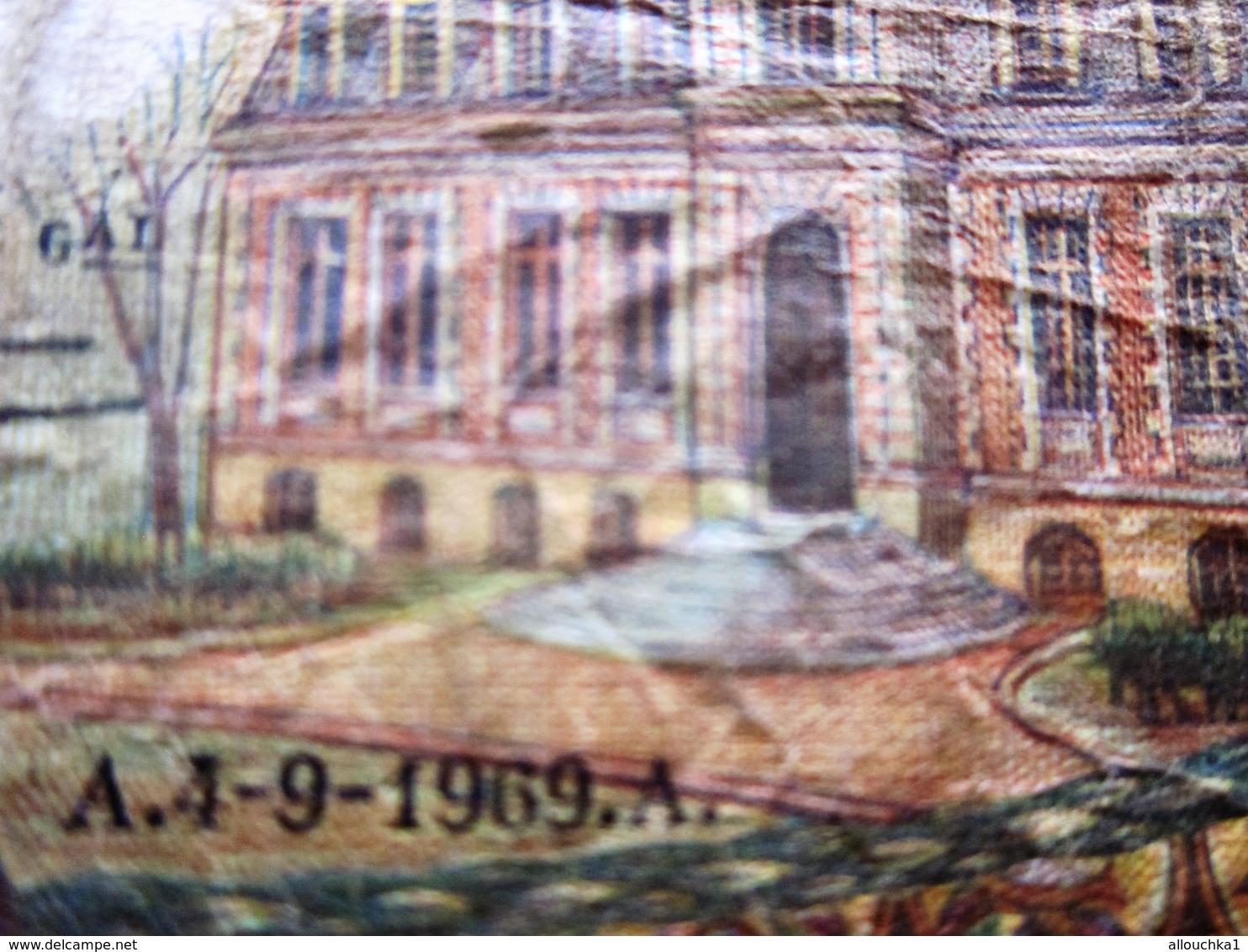 Billets De Banque Bank Billet France  1969 ''Francs''  5 F 1966-1970 ''Pasteur'' état Voir Photos - 1962-1997 ''Francs''