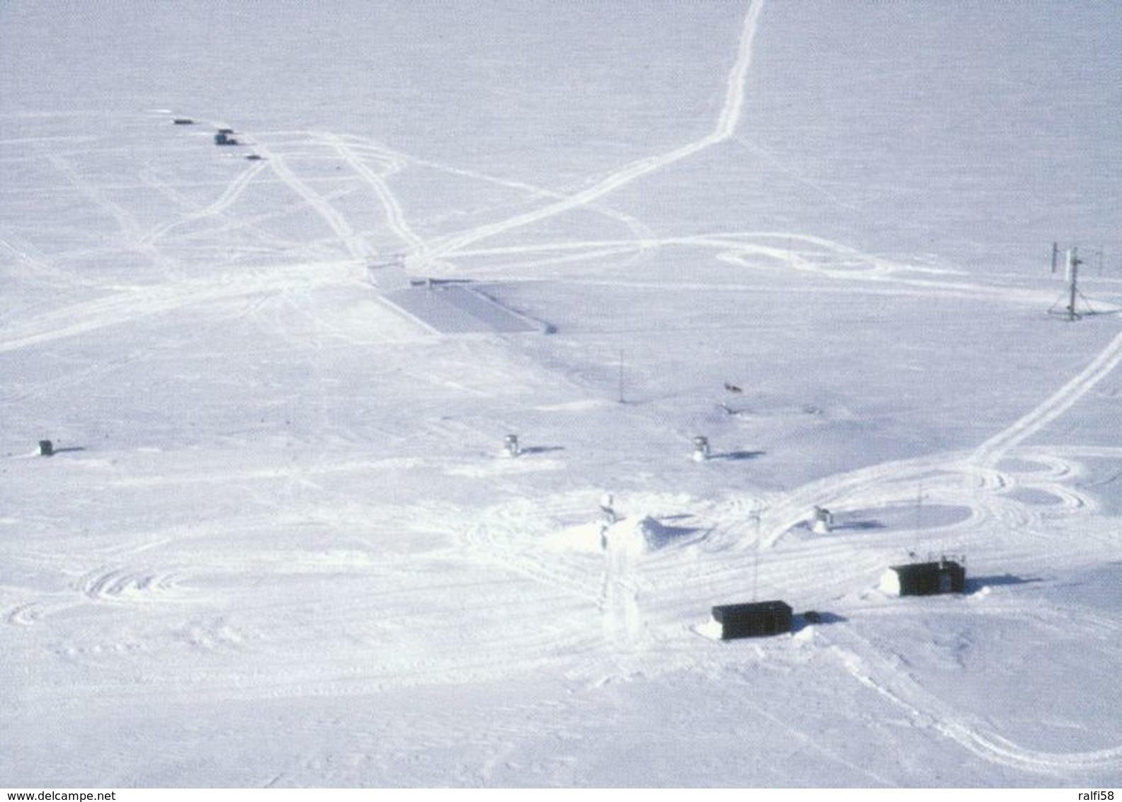 6 AK Antarktis * Forschungsstationen Von Frankreich, Italien, Finnland, Deutschland Und Landschaften * - Sonstige