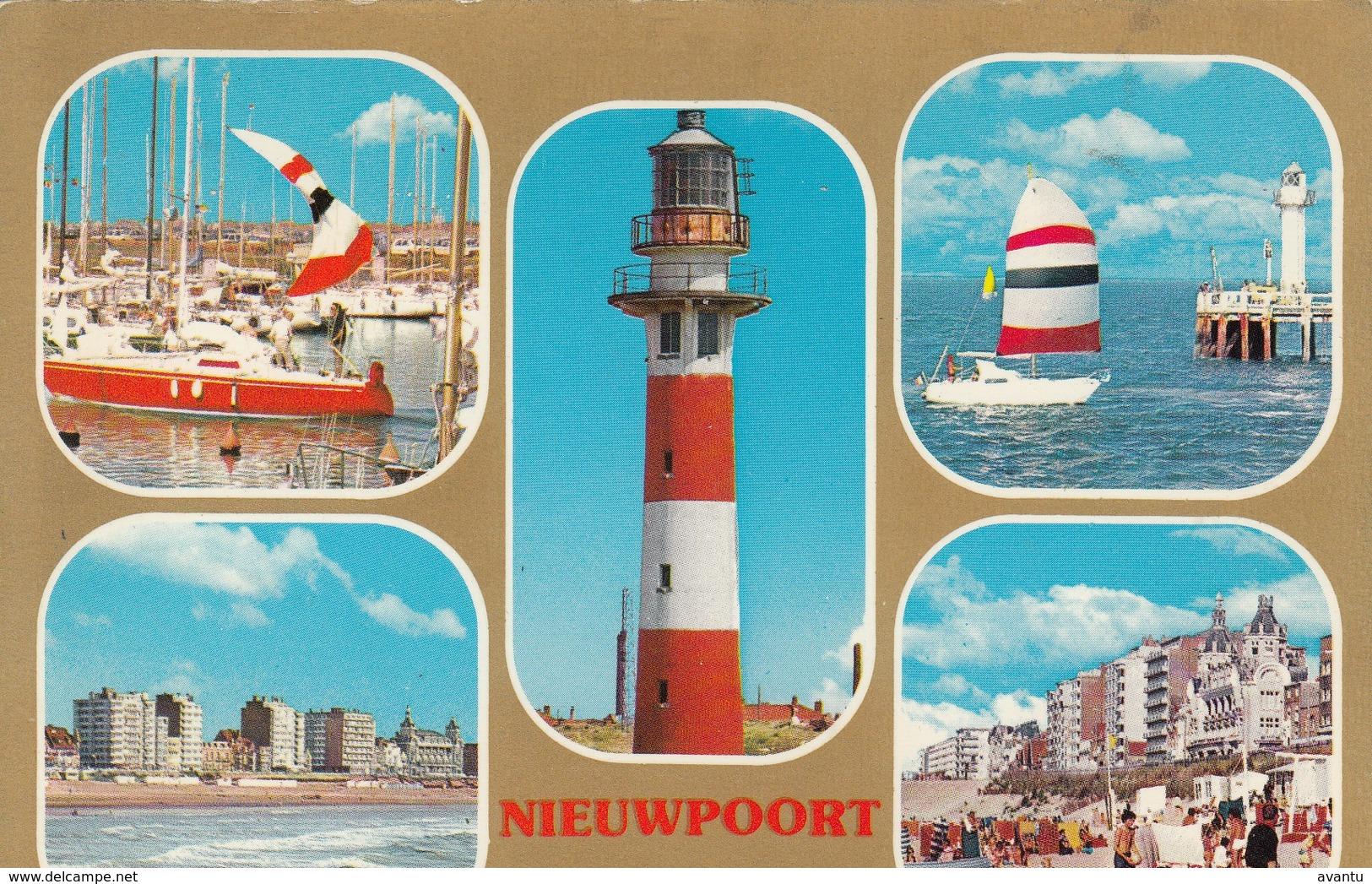 NIEUWPOORT / MULTIVIEW - Nieuwpoort