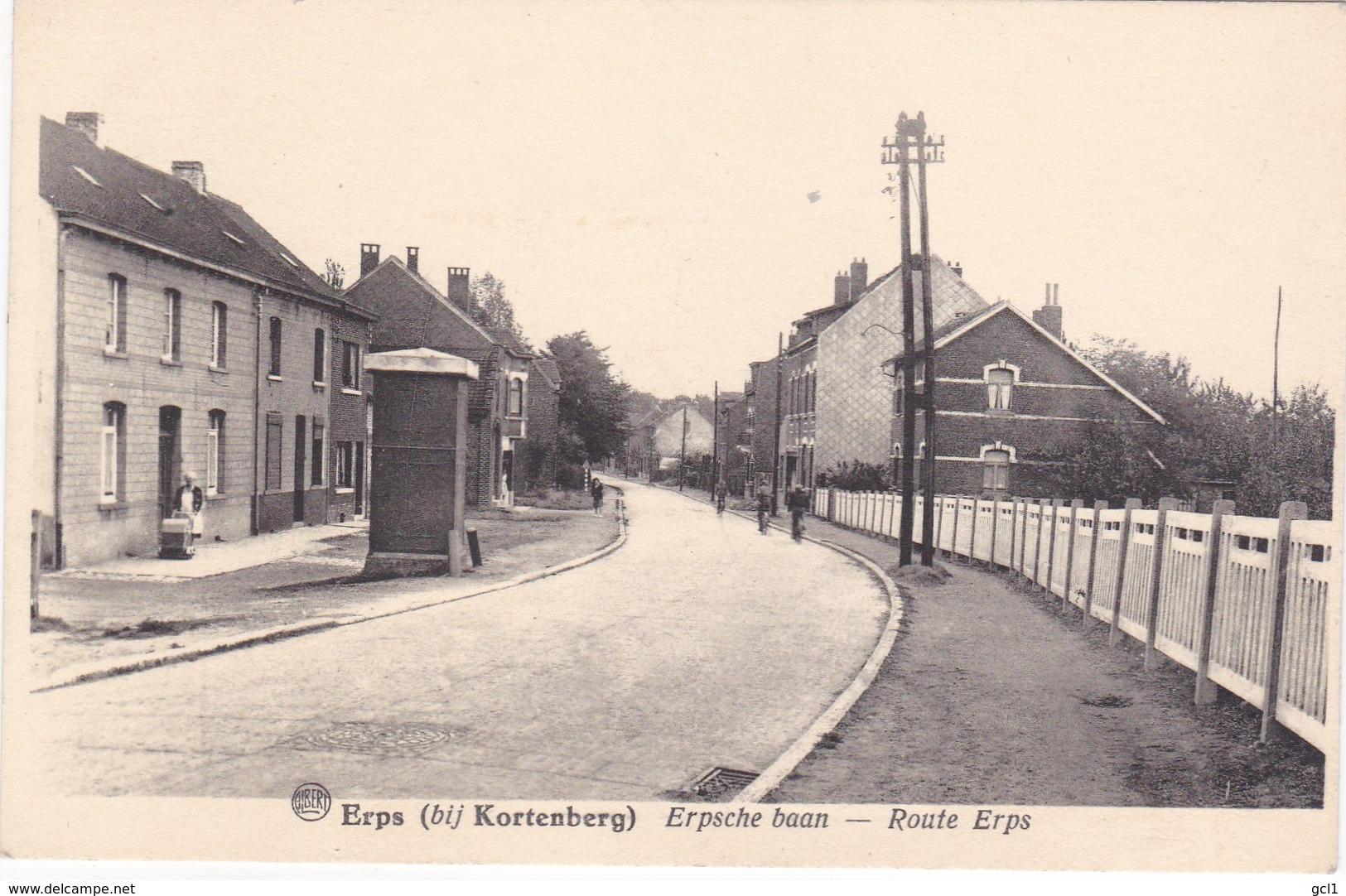 Kortenberg -ERP - Erpsebaan - Kortenberg