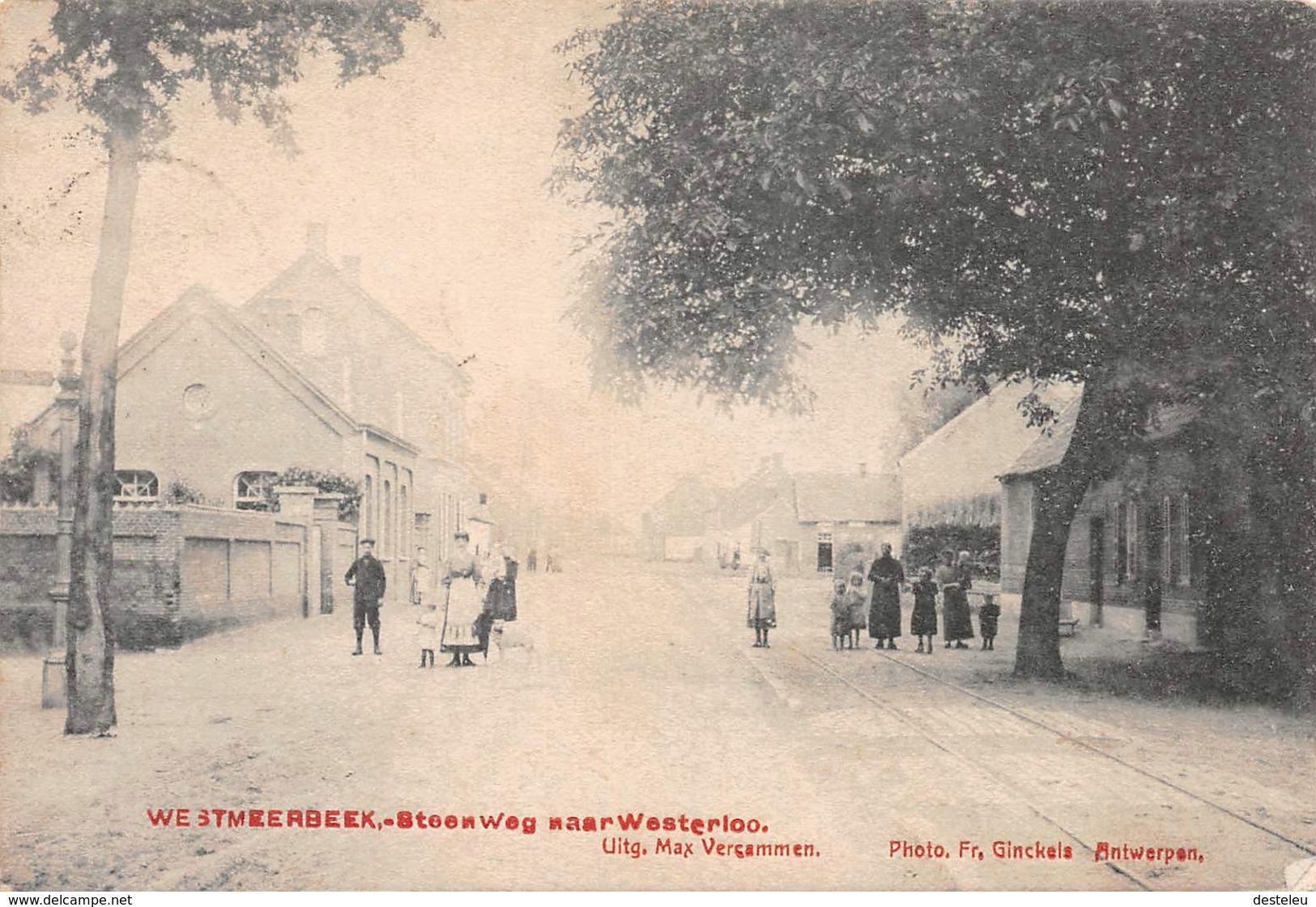 Steenweg Naar Westerloo Westmeerbeek - Hulshout