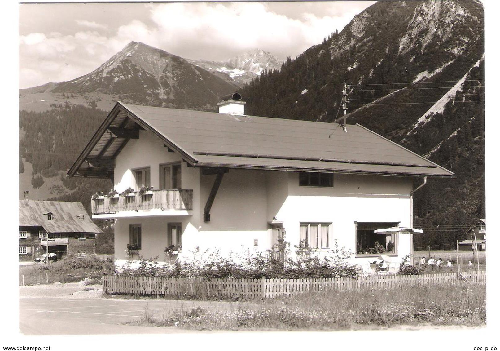 Österreich - Mittelberg - KLeinwalsertal - Vorarlberg - Haus Haller - Kleinwalsertal
